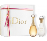 Christian Dior Jadore perfumed water for women 50 ml + body milk 75 ml, gift set