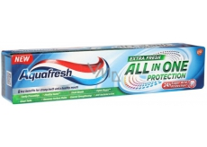 Aquafresh All In 1 Extra Fresh. \ T