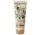 Jeanne en Provence Divine Olive nourishing shower scrub gel 200 ml