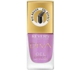 Reverse nail polish Diva 063