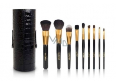 Amoené Professional set of 9 cosmetic brushes