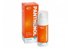 Topvet Panthenol + Cream 11% soothes, regenerates irritated and cracked skin 50 ml