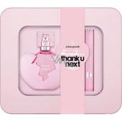 Ariana Grande Thank U, Next perfumed water for women 30 ml + perfumed water 10 ml, cosmetic set