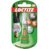 Loctite Super Bond Liquid second glue 3g