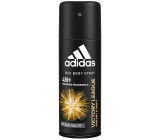 Adidas Victory League deodorant spray for men 150 ml