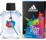 Adidas Team Five EdT 100 ml men's eau de toilette