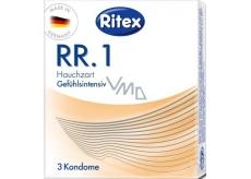 Ritex RR.1 condom very fine 3 pieces