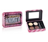 W7 Cosmetics Brown Parlor complete eyebrow care set 5 g
