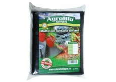 AgroBio Mulching nonwoven fabric black 1.6 x 10 m
