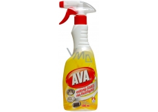 AVA acetic cleaner on kitchen 500ml sprays.