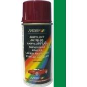 Motip Škoda Acrylic Car Paint Spray SD 5260 Green Atlantic 150 ml