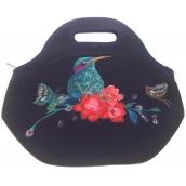 FLOWER BAG Kingfisher