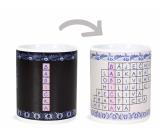 Albi Changing mug Grandmother crossword 310 ml
