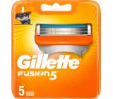 Gillette Fusion5 spare head 5 pieces