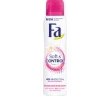 Fa Soft & Control Orange Blossom Scent antiperspitant deodorant spray for women 150 ml