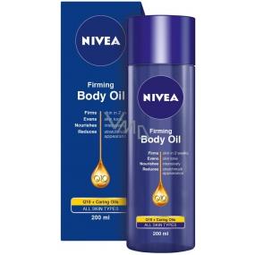 Nivea Q10 Plus Firming Body Oil Firming Body Oil 200 ml