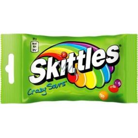 Skittles Crazy Sours 125 g