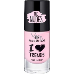 Essence I Love Trends Nail Polish The Nudes nail polish 06 Baby Doll 8 ml