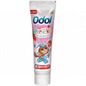Odol Perlička new strawberry taste toothpaste for children from 2 years 50 ml