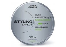 Joanna Styling Effect Hair wax with shine 45 g