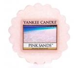 Yankee Candle Pink Sands - Růžové písky vonný vosk do aromalampy 22 g