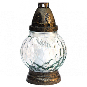 Rolchem Glass lamp medium 23 cm 24 hours 60 g Z10 1 piece