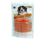 Magnum Chicken muscle soft, natural meat delicacy cut into thin strips for dogs 80 g
