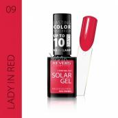 Reversing Solar Gel Nail Polish Shade 09, 12 ml