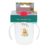 Disney Baby Winnie the Pooh Mug with two pink handles for children from 6 months
