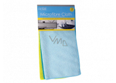 All About Home microfiber cloth 32 x 32 cm 3 pieces