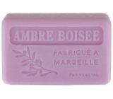 NeoCos Amber wood natural, organic, from Provence, Marseille soap with shea butter 125 g