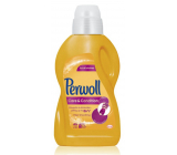 Perwoll Care & Condition liquid washing gel reduces pilling and fraying of fibers in 15 doses of 900 ml