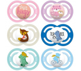 I have Perfect Perfect silicone orthodontic comforter 16+ months various patterns and colors 1 piece