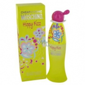 Moschino Hippy Fizz EdT 100 ml eau de toilette Ladies