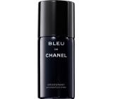 Chanel Bleu de Chanel deodorant spray for men 100 ml