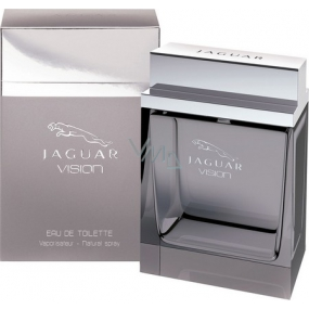 Jaguar Vision Men eau de toilette 60 ml