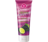 Dermacol Aroma Ritual Grapes with lime Anti-stress hand cream 100 ml