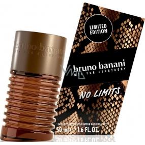 Bruno Banani No Limits Man Eau De Toilette Spray 50 ml