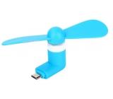 GIFT Perspirex Micro USB Fan Blue