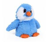 Albi Hot Plush Penguin blue