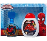 Marvel Spiderman EdT 100 ml + 2in1 shower gel 300 ml, cosmetic set