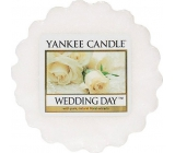 Yankee Candle Wedding Day - fragrant wax aroma lamp 22 g