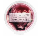Heart & Home Velvet rose Soy natural fragrant wax 26 g