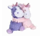 Albi Warm plush Unicorns in a pair of 18 cm