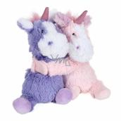 Albi Warm stuffed toy Unicorns in pair 18 cm