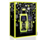 Fa Men Energy Boost shower gel 250 ml + deodorant spray 150 ml, cosmetic cartridge