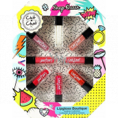 Chit Chat! Snap Queen children's lip gloss 8 x 40 ml, cosmetic set
