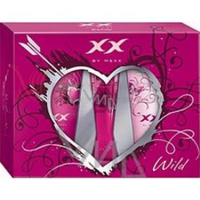 Mexx XX Wild eau de toilette 20 ml + shower gel 2 x 50 ml, gift set