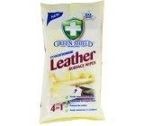 Green Shield Conditioning Leather on Wet Wipe Dispenser 50 Pieces