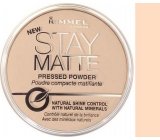 Rimmel London Stay Mowder pudatte Powder 003 Peach Glow 14 g